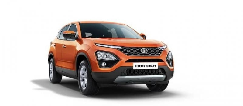 Tata Harrier XZ 2019