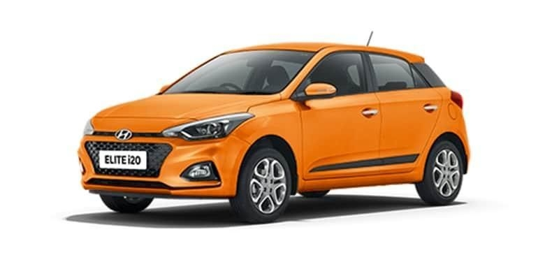 Hyundai Elite i20 Asta 1.2 AT 2019