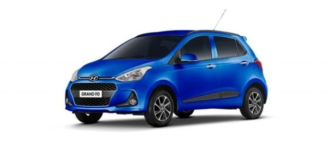 Hyundai Grand i10 Sportz AT 1.2 Kappa VTVT 2020