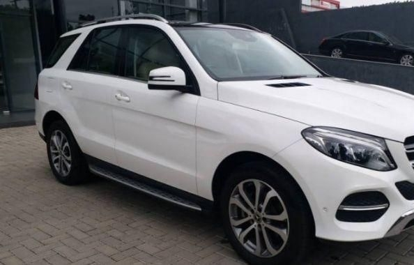Mercedes-Benz GLE 250 d 2016