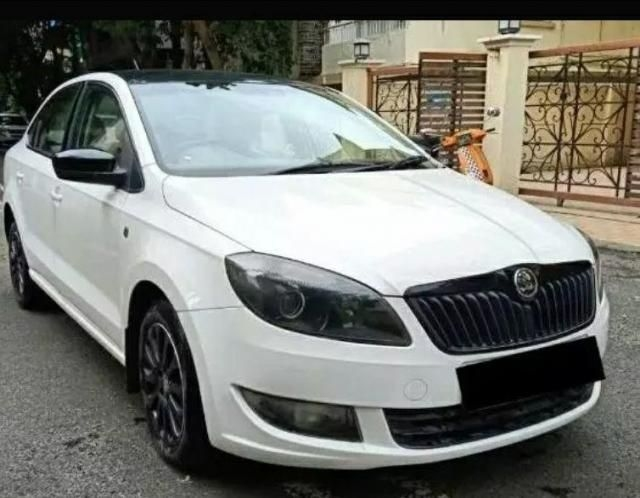 Skoda Rapid ELEGANCE PLUS 1.6 TDI MT 2014
