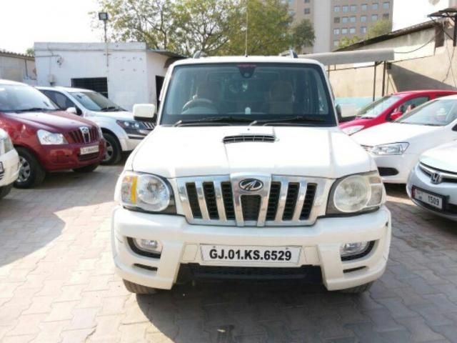 Mahindra Scorpio VLX 2WD AT BS-IV 2013