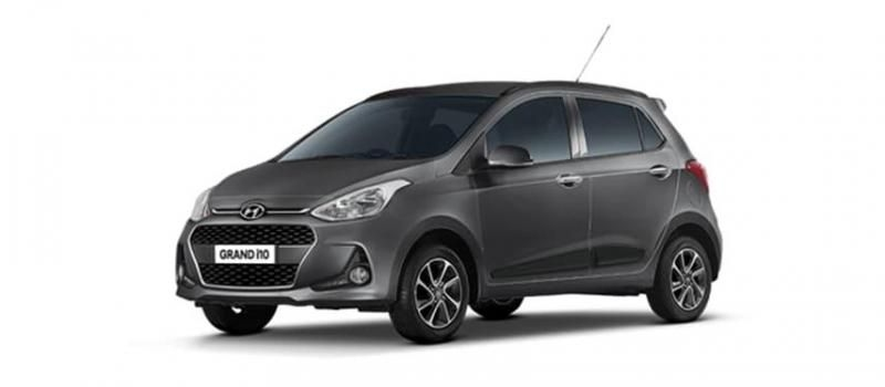Hyundai Grand i10 Sportz AT 1.2 Kappa VTVT 2019