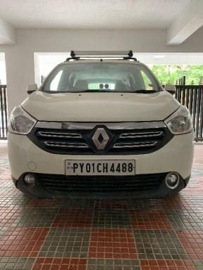 Renault Lodgy 110 PS RXZ 7 STR 2015