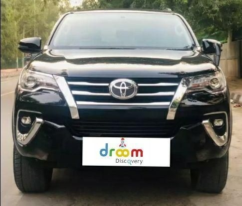 Toyota Fortuner Car for Sale in Mohali- (Id: 1418033568) - Droom