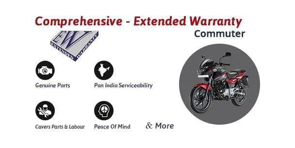 Comprehensive Warranty - Extended Warranty - 1 year validity