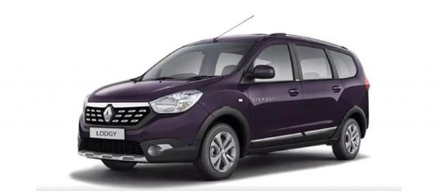 Renault Lodgy 85 PS RxE 7 STR 2020