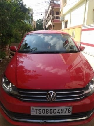 Volkswagen Vento 1.5 TDI Highline Plus AT 2018