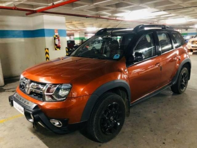 Renault Duster 110 PS RXL 4X2 Diesel AMT 2017