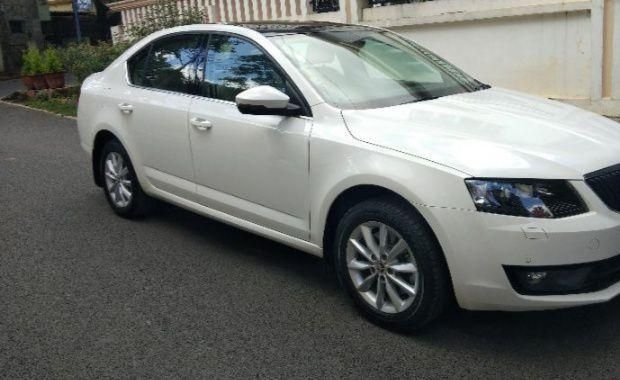 Skoda Octavia 2.0 TDI CR Ambition Plus 2017