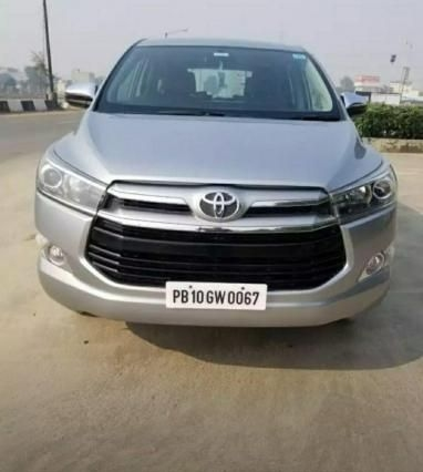 Toyota Innova Crysta 2.8 Touring Sport AT 2018