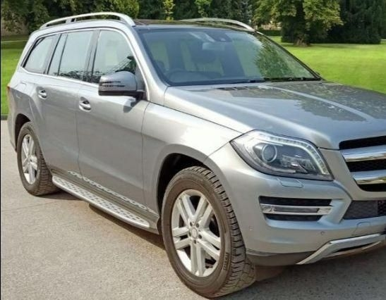 Mercedes-Benz GL 350 CDI BLUE EFFICIENCY 2015