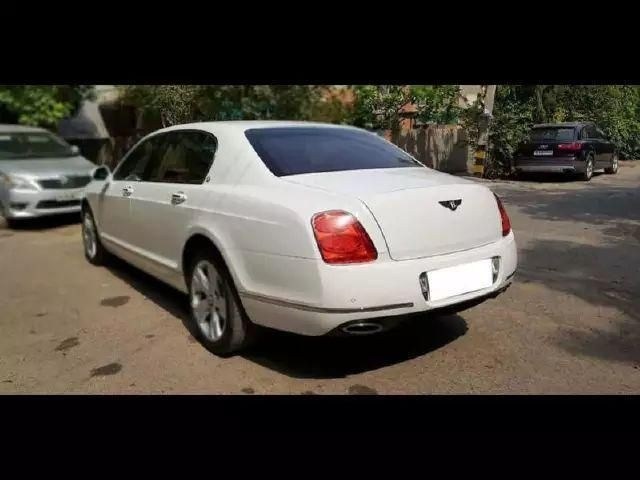 Bentley Continental Flying Spur W12 2014