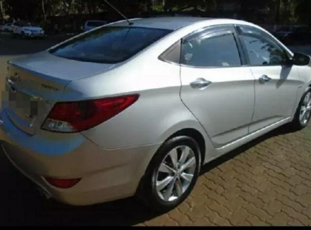Hyundai Verna 1.6 VTVT SX AT 2015