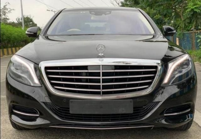 Mercedes-Benz S-Class Maybach S 650 2018