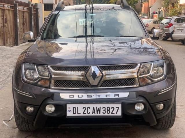 Renault Duster Adventure Edition 85 PS RXL Diesel 2017
