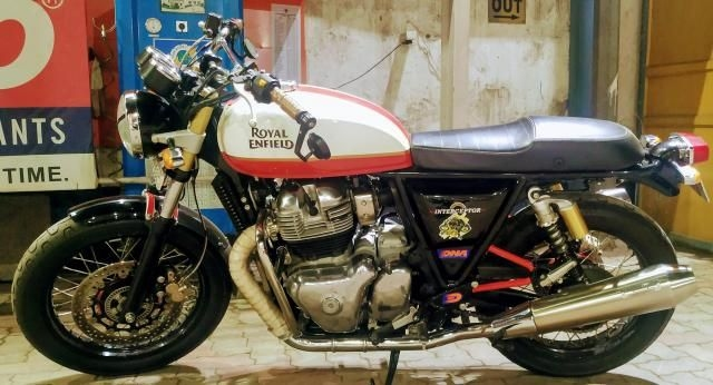 Royal Enfield Interceptor 650cc 2019