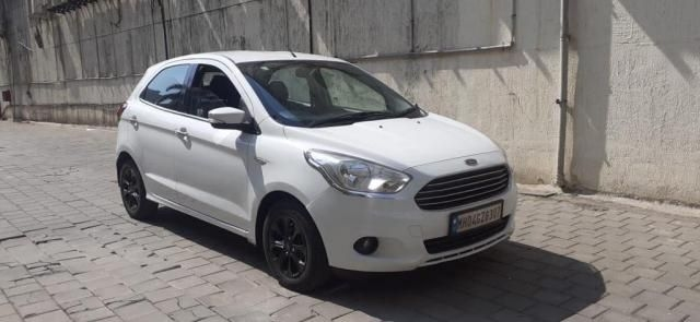 Ford Figo Titanium 1.5 Ti-VCT AT 2015