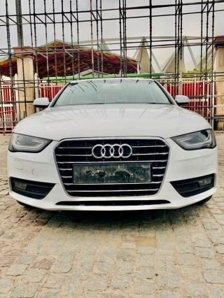 Audi A4 35 TDI Technology Pack 2016