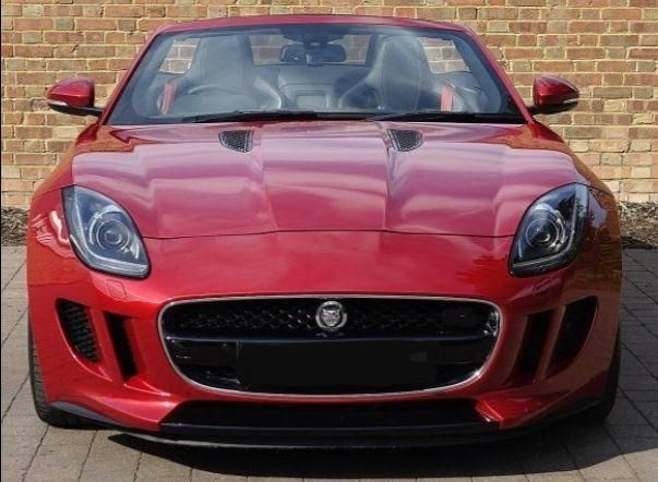 Jaguar F-Type R Coupe 2016