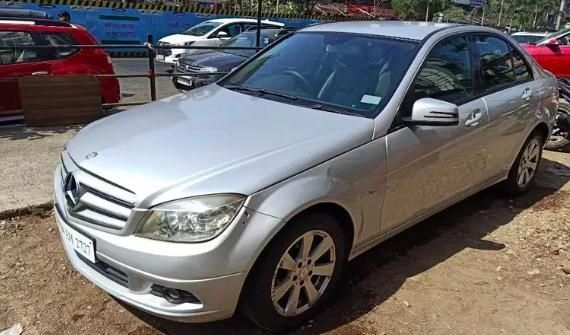 Mercedes-Benz C-Class 220 BlueEfficiency 2010