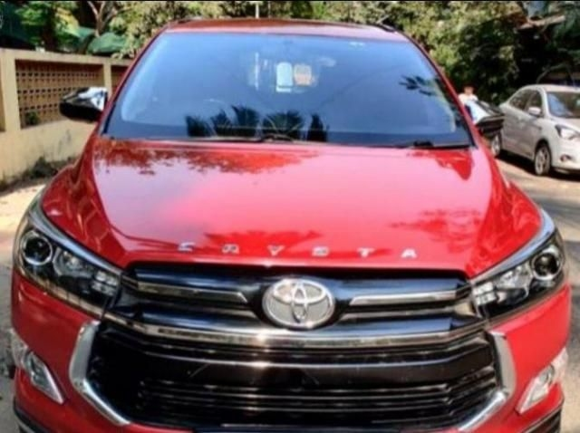 Toyota Innova Crysta 2.7 Touring Sport AT 2018