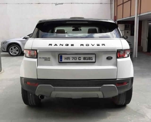 Land Rover Range Rover Evoque Pure SD4 2012