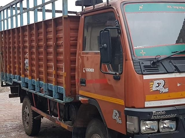 Eicher PRO 1059XP 3350/12.6FT/CAB 2015