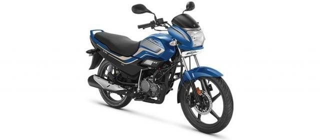 Hero Super Splendor Self Disc Alloy 125cc BS6 2021