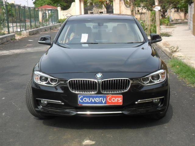 BMW 3 Series 320d Luxury Line 2016