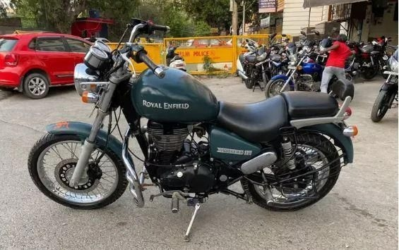 Royal Enfield Thunderbird 350cc 2016