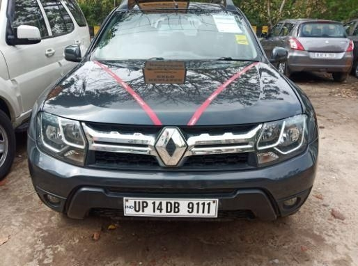 Renault Duster 110 PS RXZ 4X2 AMT 2016