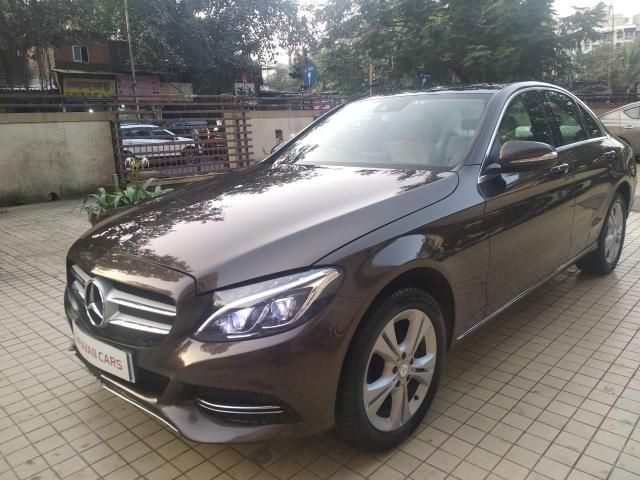 Mercedes-Benz C-Class 220 CDI AVANTGARDE AT 2015