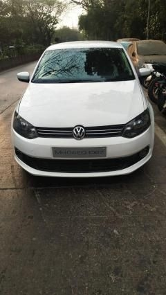 Volkswagen Vento 1.6L Highline Petrol AT 2010
