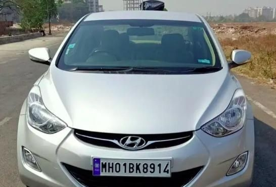 Hyundai Elantra 1.6 SX (O) AT 2014