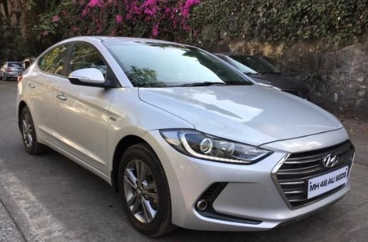 Hyundai Elantra 1.6 SX AT 2016