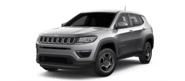 Jeep Compass Longitude Plus 2.0 Diesel BS6 2020