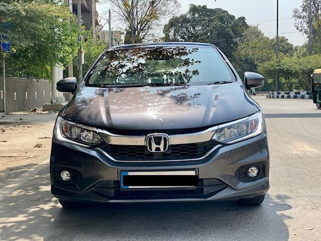 Honda City VX (O) MT 2017