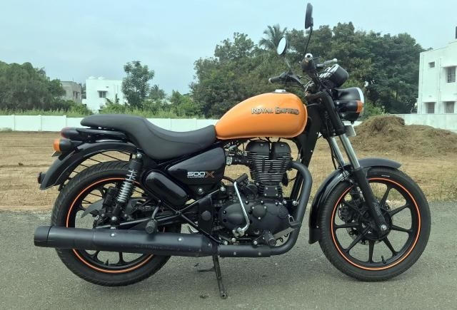 Royal Enfield Thunderbird X 500cc 2018