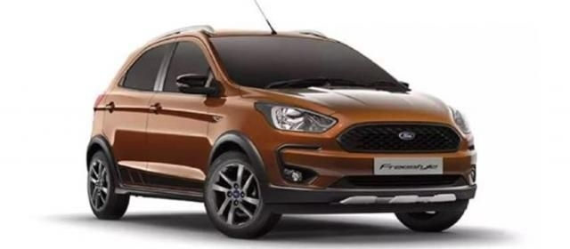 Ford Freestyle Trend Plus 1.2 Ti-VCT BS6 2021