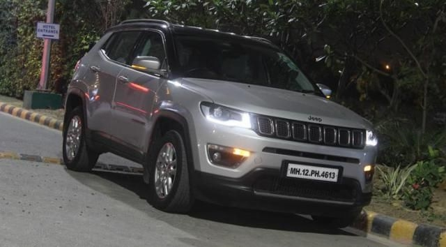 Jeep Compass Longitude (O) 1.4 Petrol AT 2019