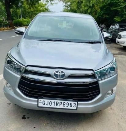 Toyota Innova Crysta 2.8 Z AT 7 STR 2016