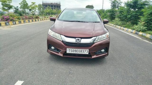 Honda City VX i-VTEC Opt 2015