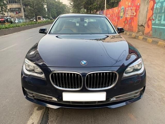 BMW 7 Series 730Ld 2014