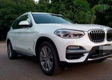 BMW X3 xDrive 20d Luxury Line 2019