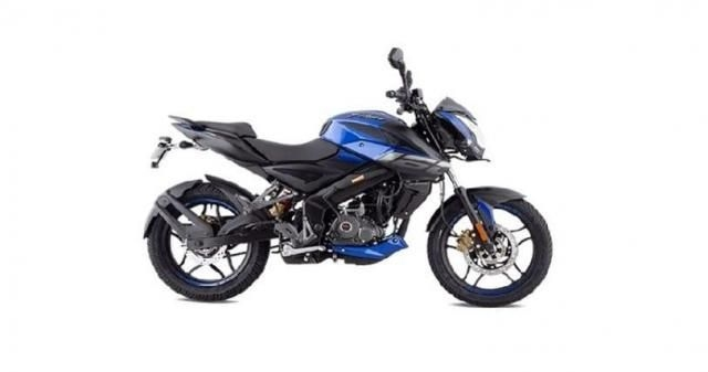 Bajaj Pulsar NS160 Rear Disc ABS FI BS6 2021