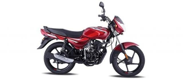 Bajaj CT 100 ES ALLOY FI BS6 2021