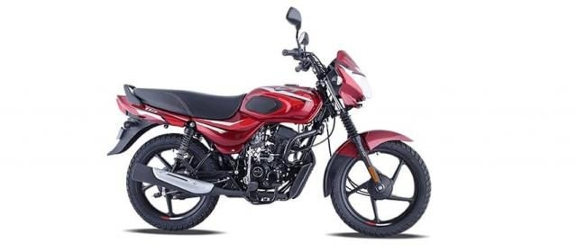 Bajaj CT110 ES Alloy BS6 2020