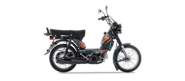 TVS XL 100cc Heavy Duty ES BS6 2020