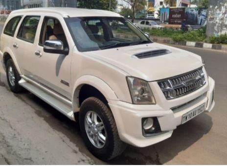 Isuzu MU7 Base BS III 2015